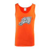 Orange Tank Top-Alternate Head