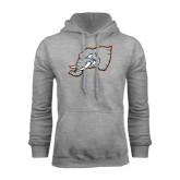 Grey Fleece Hood-Alternate Head