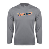 Performance Steel Longsleeve Shirt-Fullerton