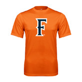 Performance Orange Tee-F