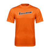 Performance Orange Tee-Fullerton