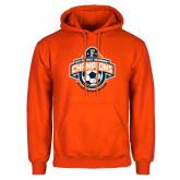 Orange Fleece Hoodie-2017 Big West Womens Soccer Champions