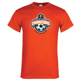 Orange T Shirt-2017 Big West Mens Soccer Champions