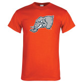 Orange T Shirt-Alternate Head