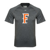 Under Armour Carbon Heather Tech Tee-F