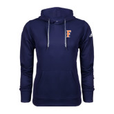 Adidas Climawarm Navy Team Issue Hoodie-F