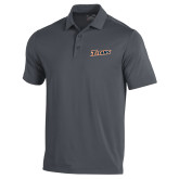 Under Armour Graphite Performance Polo-Primary Logo