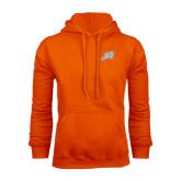 Orange Fleece Hood-Alternate Head