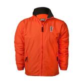 Orange Survivor Jacket-F