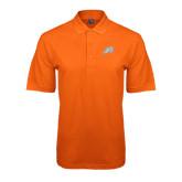 Orange Easycare Pique Polo-Alternate Head