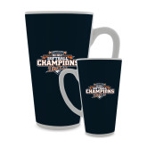 Full Color Latte Mug 17oz-2017 Big West Back to Back Softball Champions