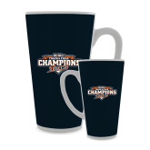 Full Color Latte Mug 17oz-2017 Big West Track & Field Champions