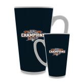 Full Color Latte Mug 17oz-2017 Big West Track & Field Champions