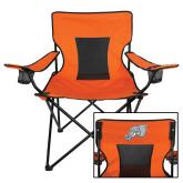 Deluxe Orange Captains Chair-Alternate Head