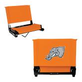 Stadium Chair Orange-Alternate Head