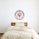 2 ft x 2 ft Fan WallSkinz-University Seal