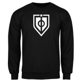 Black Fleece Crew-Shield