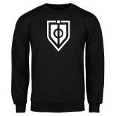 Black Fleece Crew-Shield