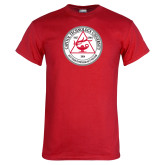 Red T Shirt-University Seal