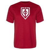 Performance Red Tee-Shield