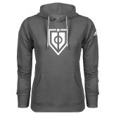 Adidas Climawarm Charcoal Team Issue Hoodie-Shield