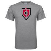 Grey T Shirt-Shield