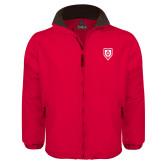 Red Survivor Jacket-Shield