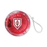 Light Up Red YoYo-Shield