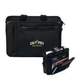 Paragon Black Compu Brief-Calpoly Mustangs Primary Mark
