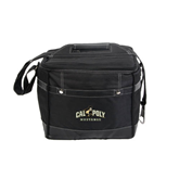 Precision Black Bottle Cooler-Calpoly Mustangs Primary Mark