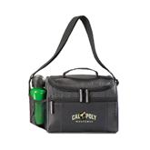 Edge Black Cooler-Calpoly Mustangs Primary Mark