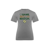 Youth Syntrel Performance Steel Training Tee-Game Set Match Tennis Design
