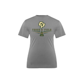 Youth Syntrel Performance Steel Training Tee-Track and Field Shoe Design