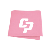 Pink Sweatshirt Blanket-Interlocking CP