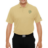 Under Armour Vegas Gold Performance Polo-Interlocking CP