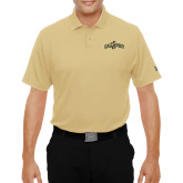 Under Armour Vegas Gold Performance Polo-Calpoly w/ Mustang