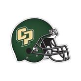 Football Helmet Magnet-Interlocking CP