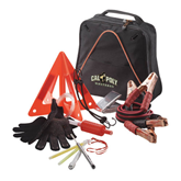 Highway Companion Black Safety Kit-Calpoly Mustangs Primary Mark