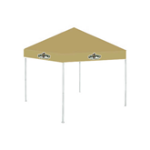 9 ft x 9 ft Vegas Gold Tent-Calpoly Mustangs Primary Mark