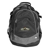 High Sierra Black Titan Day Pack-Calpoly Mustangs Primary Mark