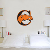 2 ft x 2 ft Fan WallSkinz-C w/ Camel Head