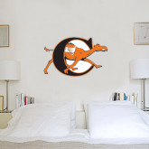 1.5 ft x 2 ft Fan WallSkinz-Campbell Official Logo