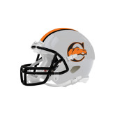 Riddell Replica White Mini Helmet-C w/ Camel Head