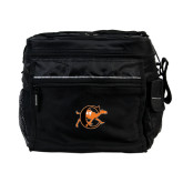All Sport Black Cooler-Campbell Official Logo