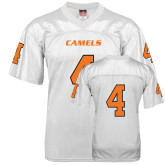Replica White Adult Football Jersey-#4