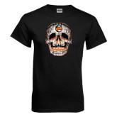 Black T Shirt-Halloween 2015 Skull w/ Camel Head Logo