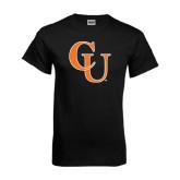 Black T Shirt-CU