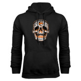 Black Fleece Hoodie-Halloween 2015 Skull w/ Camel Head Logo