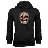 Black Fleece Hoodie-Halloween 2015 Skull w/ Camel Head Logo