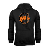 Black Fleece Hoodie-C w/ Camel Head